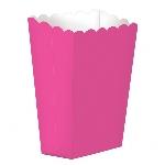 Caja Palomitas LG Rosa Chicle