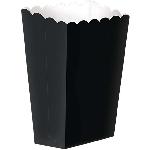 Caja Palomitas Negro 6.3Cmx13.3Cmx3.8Cm