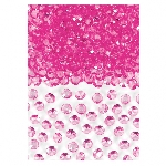 Confeti Bright Pink Gems