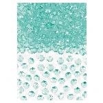 Confeti Robin Egg's Blue Gems