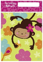 Bolsa chuches:MONKEY LOVE