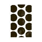 Bolsa Papel Puntos Negra 11,3Cmx17.7Cm