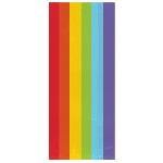 Bolsa Rainbow Large Plastic 29cm x 12.5cm x 9cm