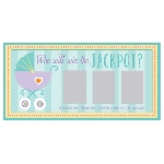Juegos Baby Shower Scratch Cards