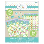 Juegos Baby Shower Bingo Game