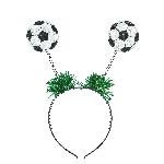 Diadema Soccer 24cm x 12cm
