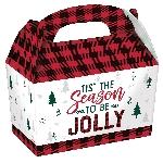 Caja Comida Cosy Holiday Large Gable 15.2cm x 17.7cm x 9.6cm