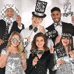Photo kit New Year Jumbo Hot Stamped