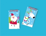 JOLLY ST. NICK NOTEPADS