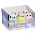 CHENILLE CHICKS - MULTI COLOR