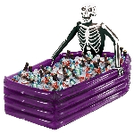 Juguete Inflable Bañera Esqueleto