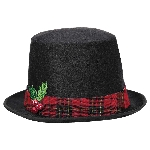 Acc. Disfraz Adulto Snowman Top Hat