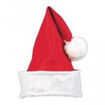Acc. Disfraz Santa gorro 33cm x 27cm