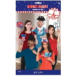 Photo Kit 4th of July Patriotic USA Photo Props