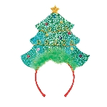 Acc. Disfraz Adulto Christmas Tree Headband