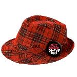 Acc. Disfraz Adulto Christmas Fedora Hats