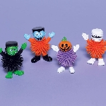 Juguete Pkg Muñecos Halloween