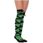 Disfraz Acc Whimsy Witch Over Knee Socks - Adulto