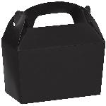 Caja Carton Color Negro