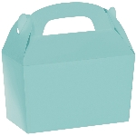 GABLE Caja BLK Azul Turquesa