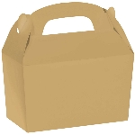 Caja GABLE BLK GLD