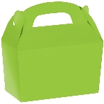 Caja Kiwi Green Gable 12cm w x 6.3cm l x 11cm d