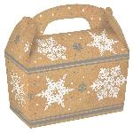 Caja Regalo ASAS CARDBOARD KRAFT (12X5)
