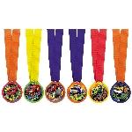 Juguetes Blaze Award Medals