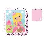 Cuaderno Woodland Princess Block Die Cut Notepad