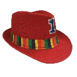 Gorro Rainbow 1st Birthday Fedoras