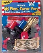 Juguetes Pirate Party Mega Mix Value Favour Packs