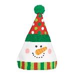 Acc. Disfraz Adulto Whimsical Snowman