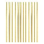 Pajitas Gold Premium Paper Straws
