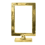 Marca sitios Gold Premium Customisable Table Frame