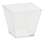 MINI Plato CUBE HI CT - CLEAR