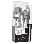 Cubiertos Stainless Silver Assorted Premium Cutlery 2