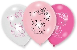 6 Globos latex Charmmy Kitty (OFERTA )