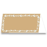 Marcasitios Rustic Table Number Cards 10cm x 10cm x 2cm 0