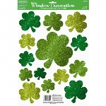 DECOR. VENTANA foil:LUCKY WISHES