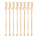 Pinchos Rose Gold Premium Cheers Stirrers