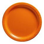 Plato 22.8Cm Naranja