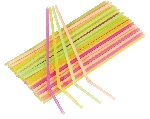 40 Drinking Pajitas neon