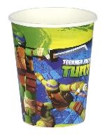 TMNT 8 Vasos 266ml