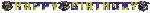 TMNT HB Banderin Letras Oferta