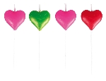 8 Vela mini figuras Lovely Moments