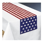 Camino de mesa4th July USA Fabric Table Runner