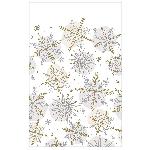 Mantel papel Shining Snow 1.37m x 2.59m
