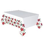 Mantel plast Christmas Wishes 1.37m x 2.59m