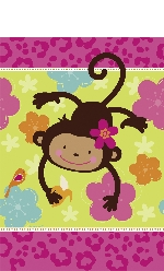 MANTEL PPR MONKEY LOVE