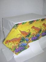 Mantel de papel Prehistoric Party Paper Tablecovers 1.37m x 2.43m